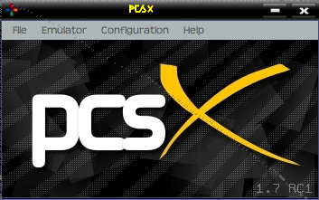 PCSX 1.5 for Playstation (PSX) on Windows