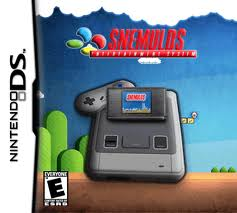 SNEmulDS 0.6a for Super Nintendo (SNES) on NDS