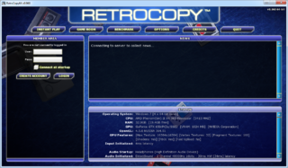 RetroCopy v0.945 for SEGA Genesis(Mega Drive) on Windows
