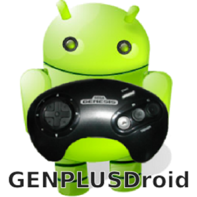 GENPlusDroid for SEGA Genesis(Mega Drive) on Android