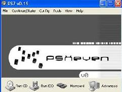 PSXeven 0.19 for Playstation (PSX) on Windows